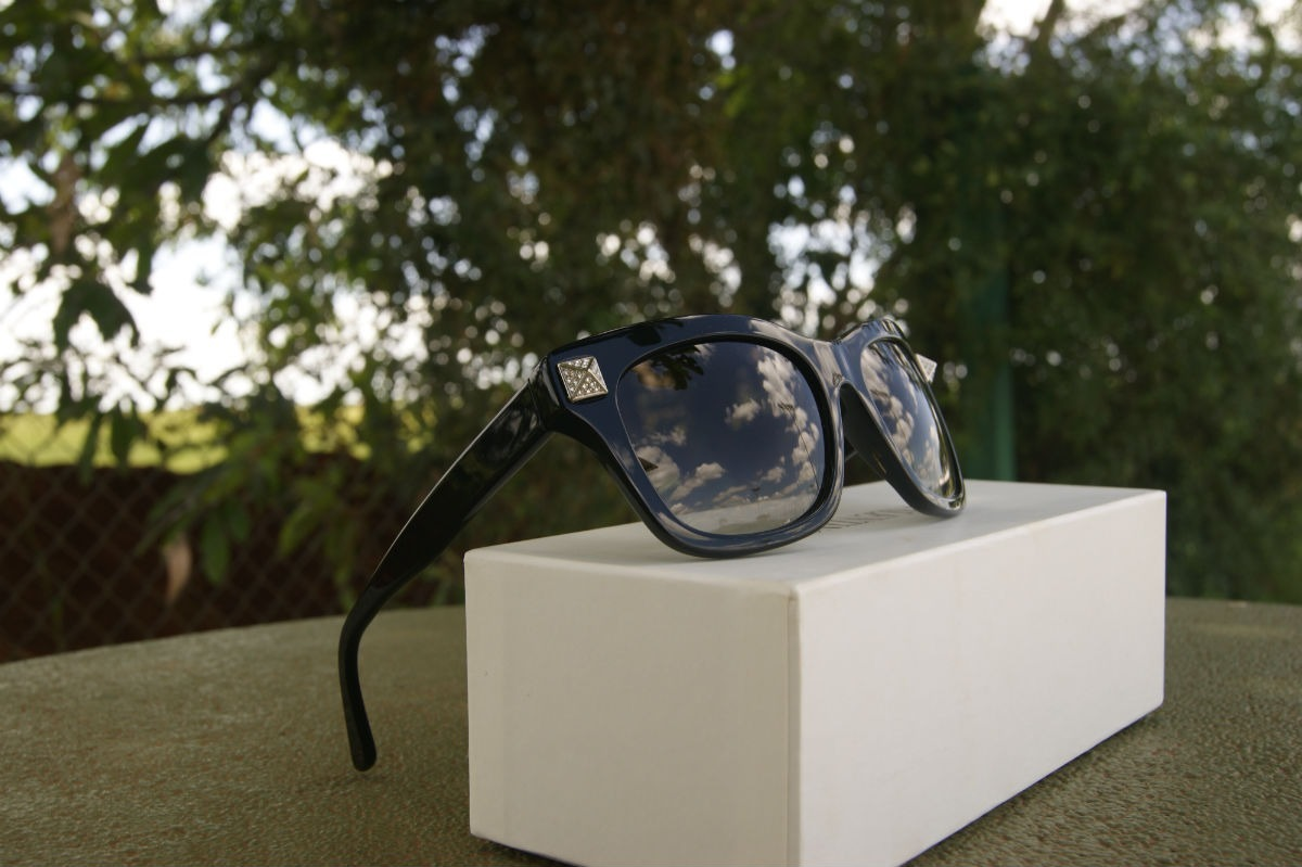oculos sol valentino v656r 001 preto degrade made in italy. Carregando zoom. c19b49ef48