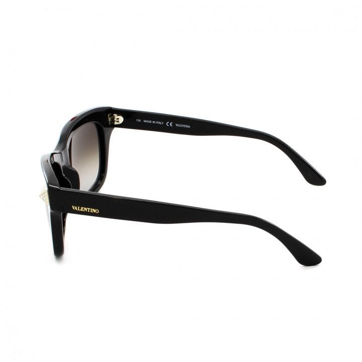 Oculos Sol Valentino V656r 001 Preto Degrade Made In Italy - R  604 ... d65b0669c8