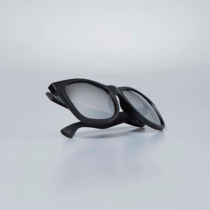 9acf1427ae879 Oculos De Sol Vans Spicoli 4 Shade Matte Black Novo - R  117,90 em ...