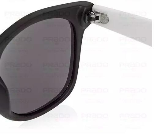 bef0f58575a68 Carregando zoom... óculos sol vans pretobranco 100%policarbonato original n  y c · óculos sol vans