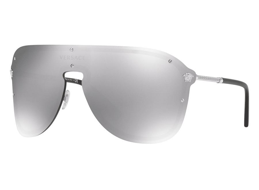 93e9e6957e427 Óculos De Sol Versace Ve2180 1000 - R  869,00 em Mercado Livre