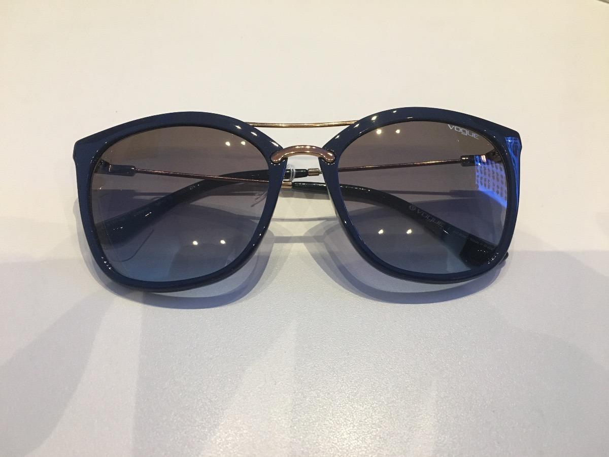 6dab6e4e907ea Óculos De Sol Vogue Vo-5157 Nova Coleção Revendedor - R  380