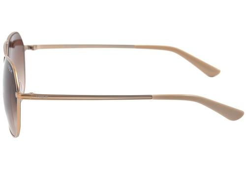 Vogue Vo 4022 S - Óculos De Sol 996 13 Dourado E Bege - R  233,83 em ... 49d396b941
