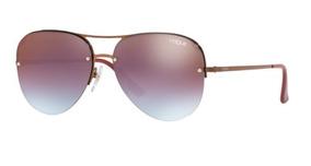9ea495fb7 Oculos De Sol Vogue Rosa - Óculos no Mercado Livre Brasil
