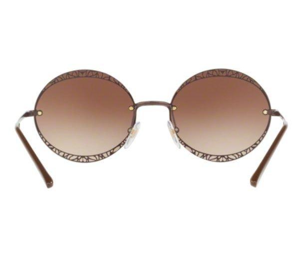 731cac14b Oculos Sol Vogue Vo4118s 997/13 56 Marrom Lente Marrom - R$ 319,00 ...