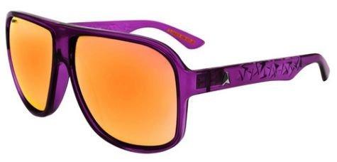 oculos solar absurda calixto cod. 200142238 violeta laranja
