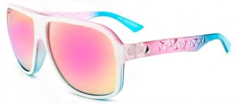 Oculos Solar Absurda Calixto Cod. 200153441 Branco Rosa - R  129,90 ... 5ef792cca0