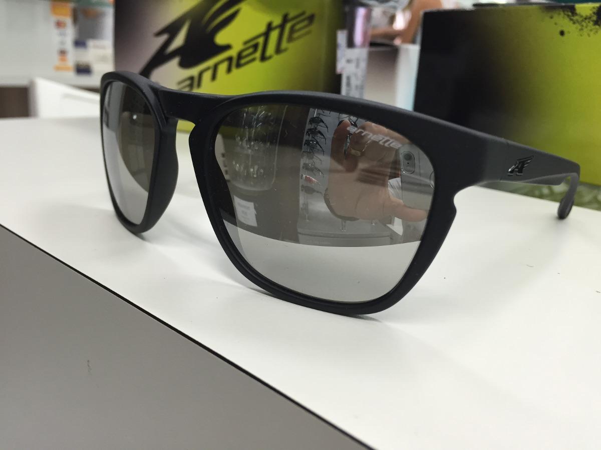 d543354c82ab9 oculos solar arnette groove 4203-01 6g 55 original p. entreg. Carregando  zoom.