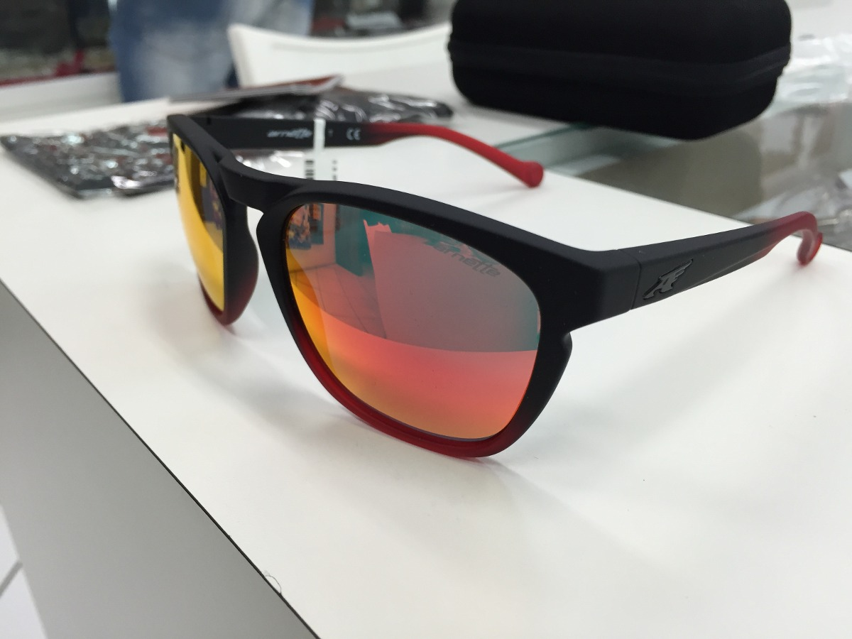 3052d2bb51361 oculos solar arnette groove 4203-2256 6q 55 original p. entr. Carregando  zoom.