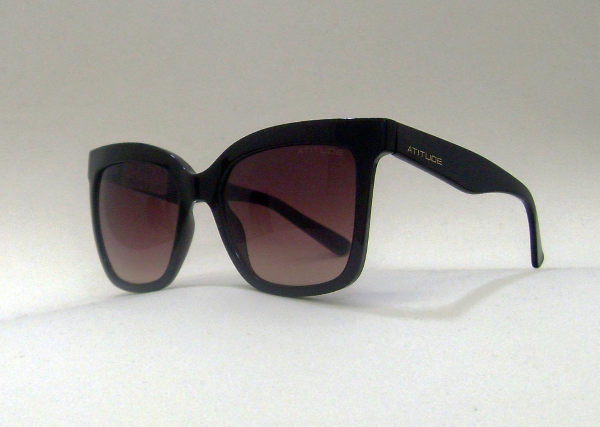 3c4989e6f Óculos Solar Atitude At 5305 - R$ 295,00 em Mercado Livre