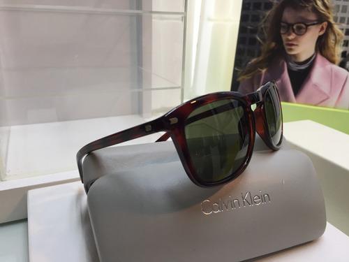 óculos solar calvin klein original de $619 por $377   39%off