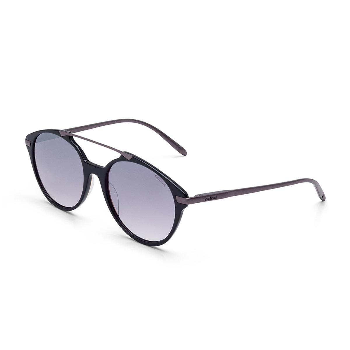 dad453cd7 Óculos Solar Colcci C0069a8943 Preto Chumbo Cinza Novidade - R$ 399 ...