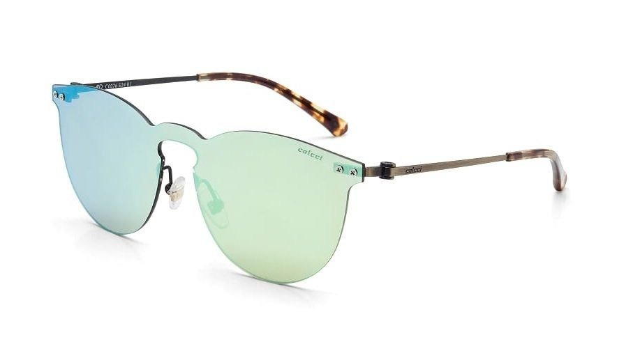 oculos solar colcci c0076e2481 dourado lente verde espelhada. Carregando  zoom. 2ad9c55c79