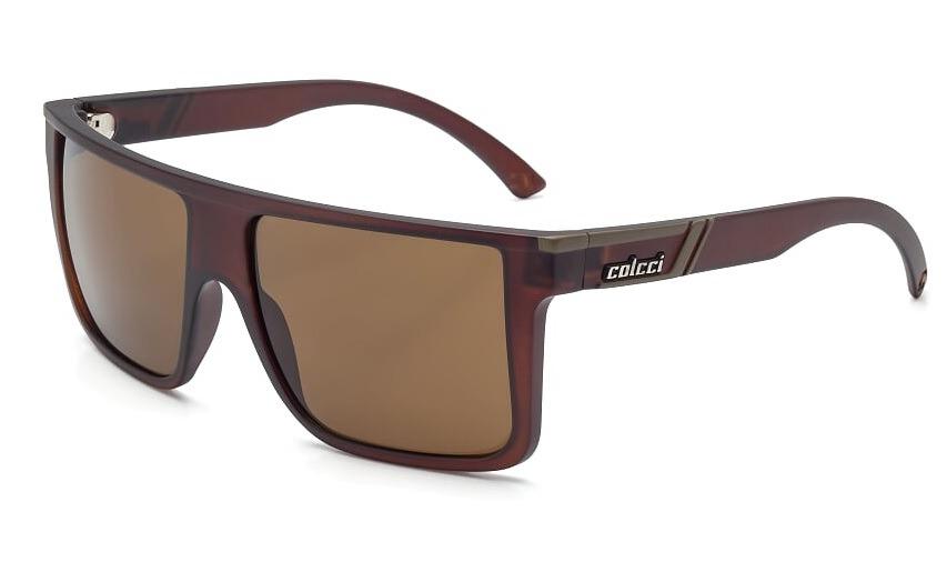 65908db60baca oculos solar colcci garnet 5012j4002 marrom translucido. Carregando zoom.