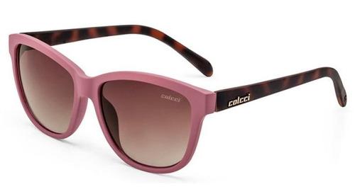 oculos solar colcci sharon c0058b1434 nude fosco