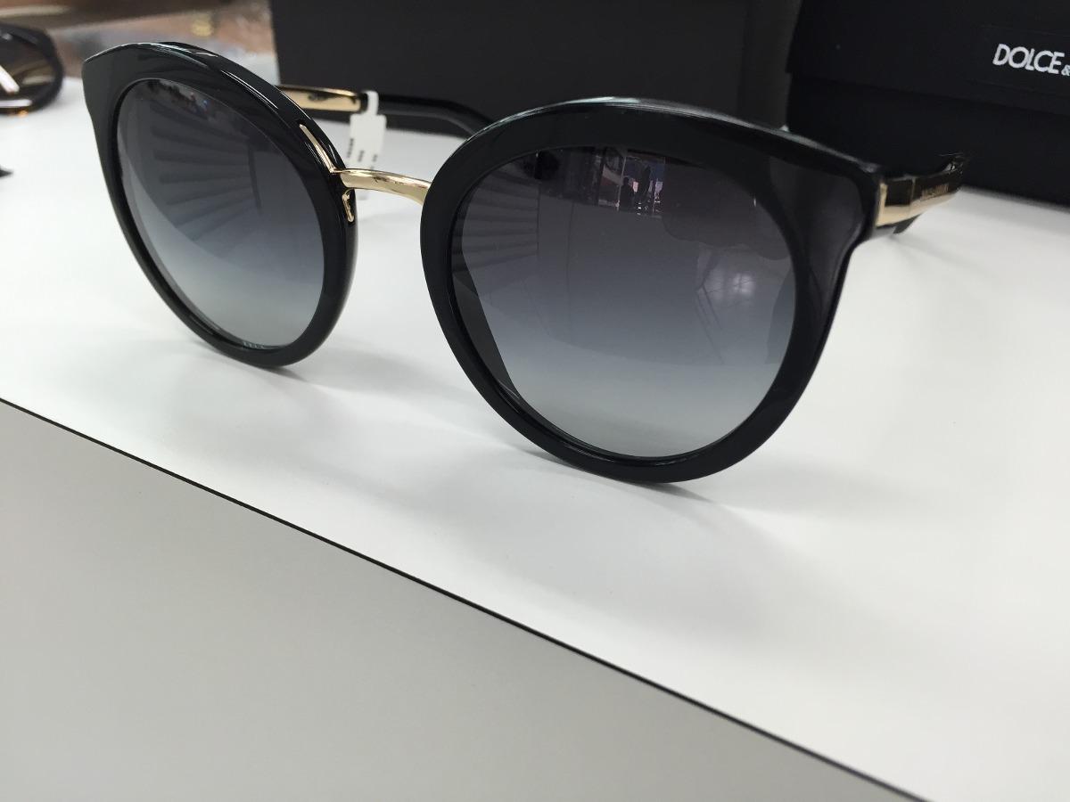 c409e0832a8f9 oculos solar dolce   gabbana dg 4268 501 8g 52 made italy. Carregando zoom.