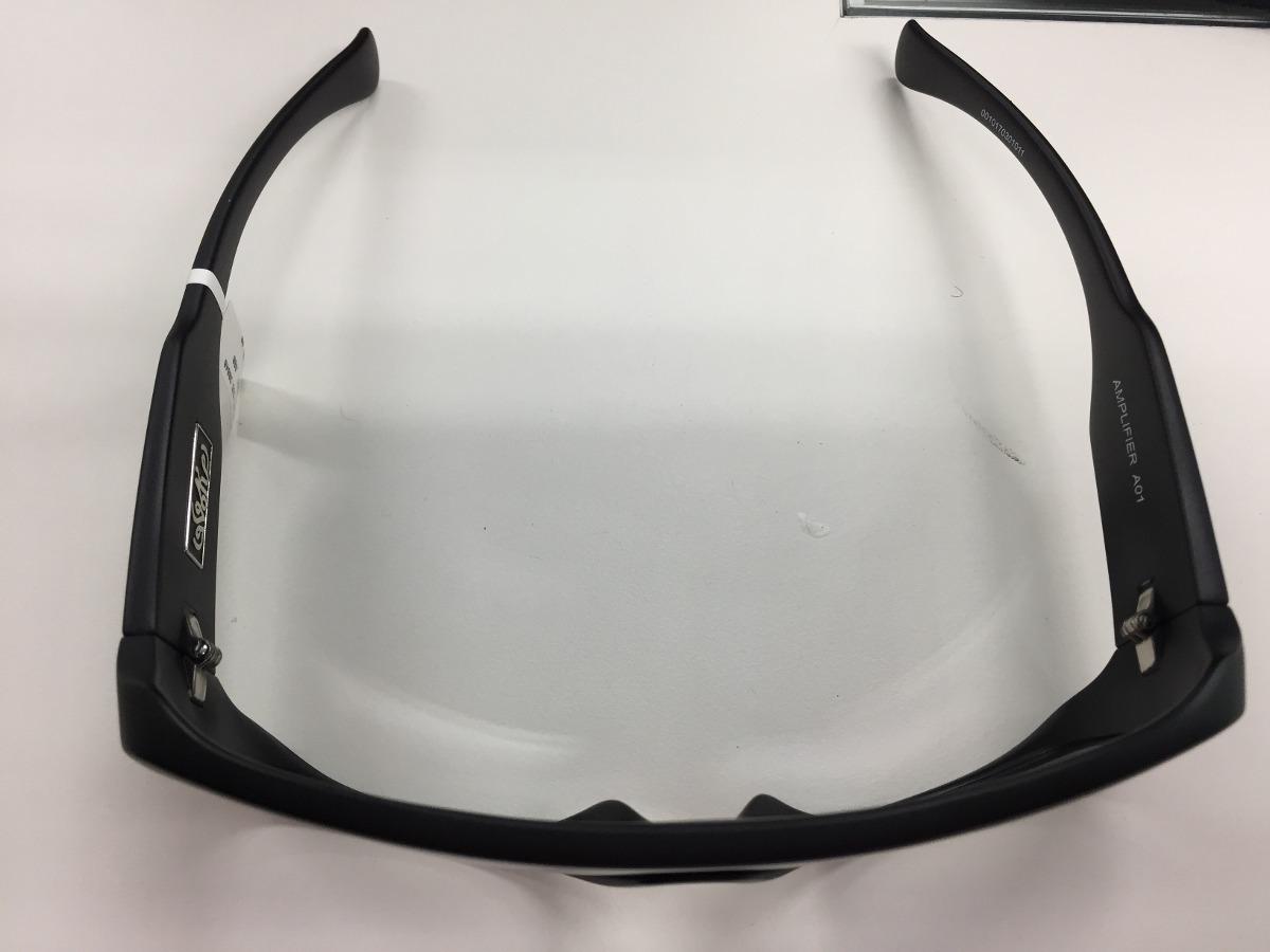 oculos solar evoke amplifier a01 preto fosco original p. ent. Carregando  zoom. c06c4982bb