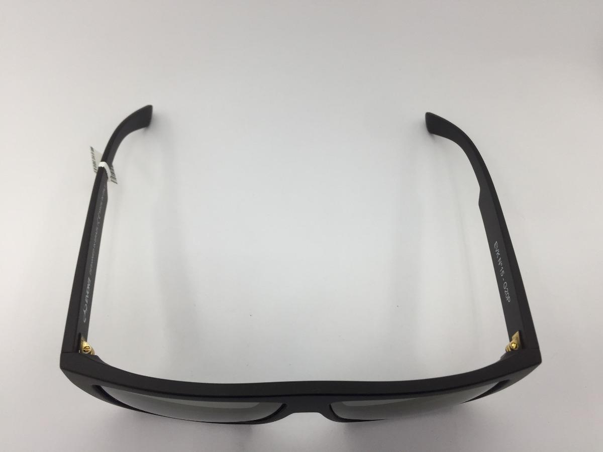 eb8054827ff17 Oculos Solar Evoke Evk 15 Polarizado G20p Preto Fosco - R  469