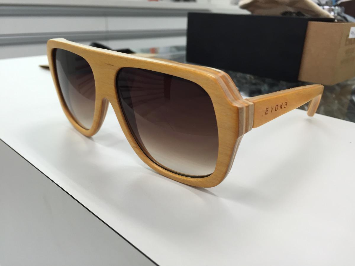 e5d8b1431 Oculos Solar Evoke Wood Series Madeira 2653461109021 - R$ 559,99 em ...
