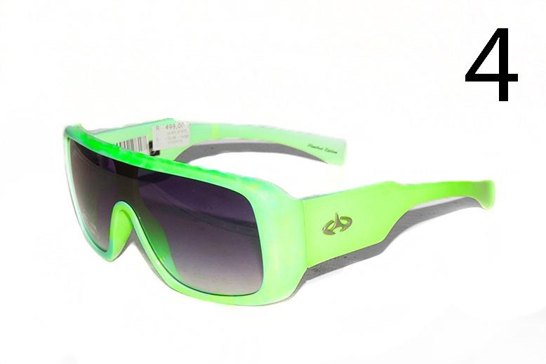 c962a3b3324f9 Óculos Solar Evoque Amplifier Play It Louder - R  110