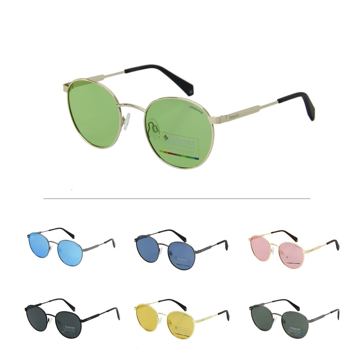 Óculos Solar Feminino Polaroid 2053 - R  169,00 em Mercado Livre 2fd2c015d5