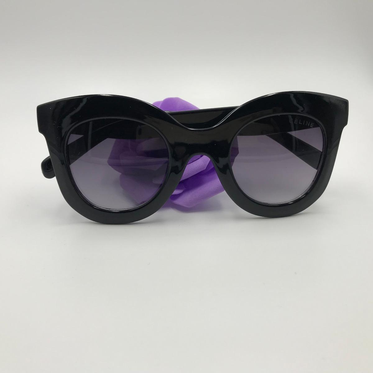 ae925ff6b4098 Oculos Solar Feminino Quadrado Gatinho Grande 41093 - R  72,00 em ...