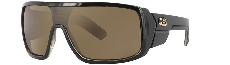 d5acefef6666d Óculos Solar Hb Carvin Black Gold (preto E Marrom) - R  245,00 em ...