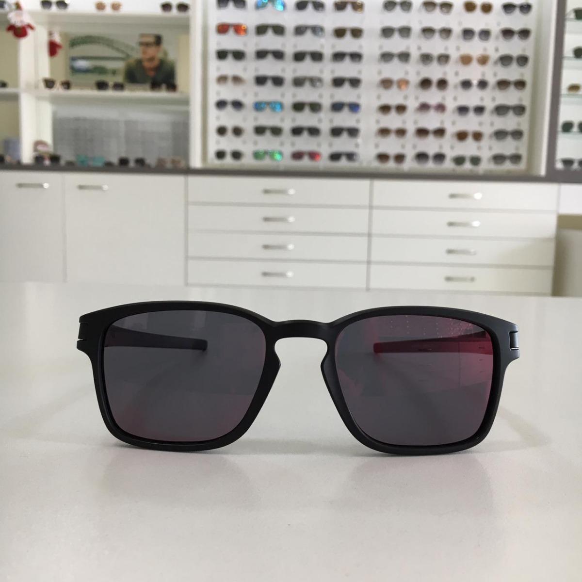 óculos solar masculino oakley oo9353 03 latch - original. Carregando zoom. b9c6f037c4