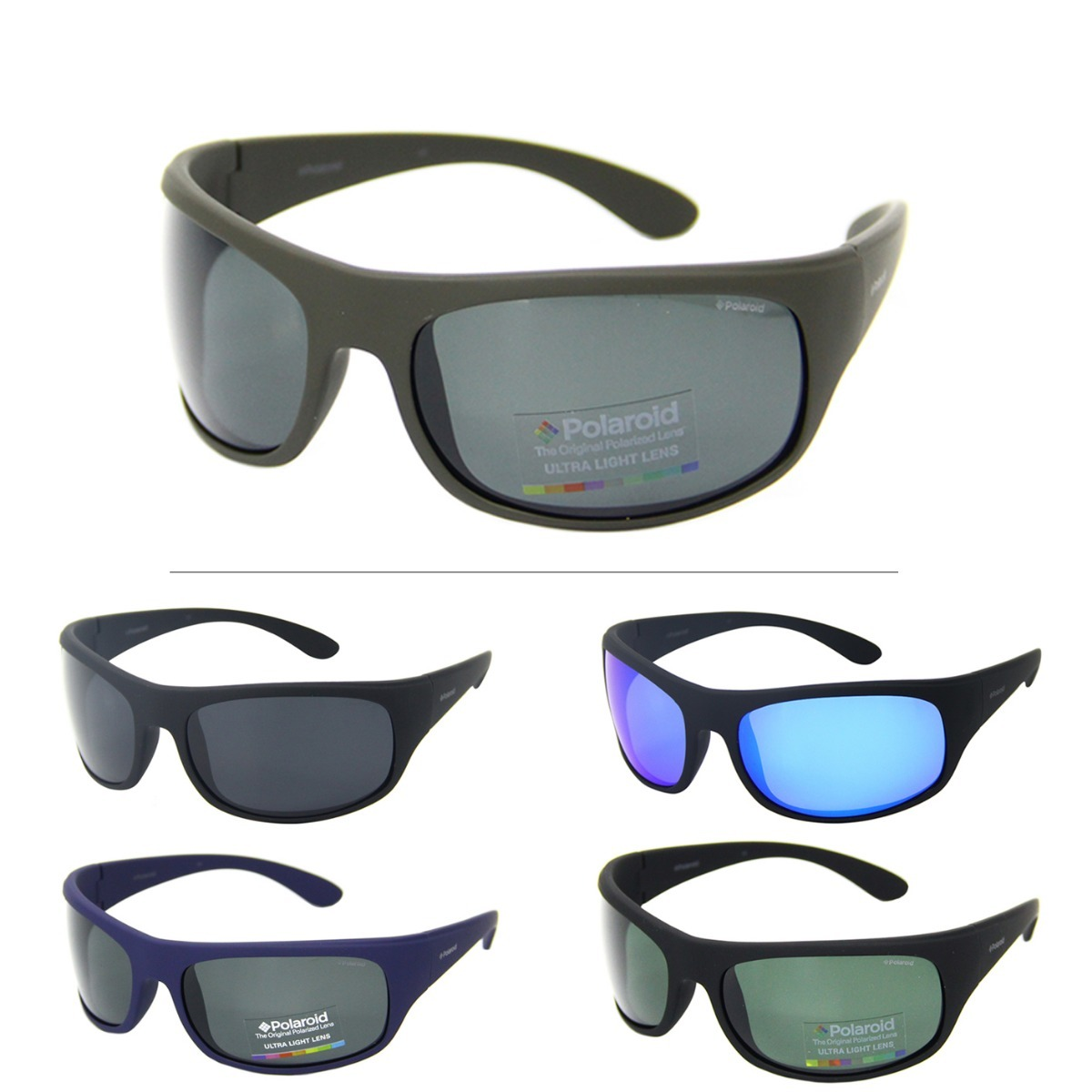 Óculos Solar Masculino Polaroid 7886 Flexível - R  179,45 em Mercado ... 8cd940b389