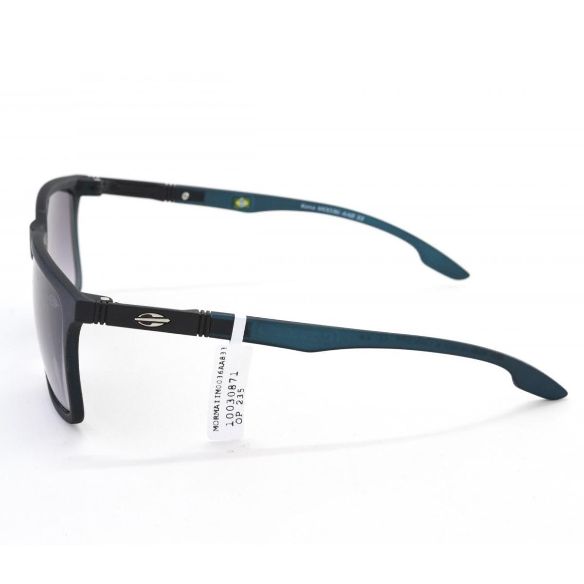 8758a474c789e oculos solar mormaii kona m0036aa833 preto azul petroleo. Carregando zoom.