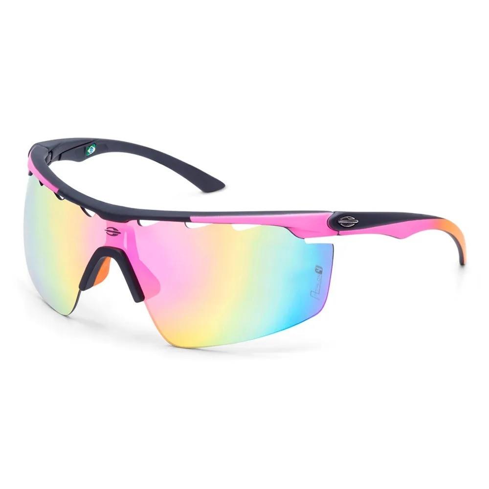 c0c4863ae Óculos Solar Mormaii Rosa Athlon 4 Iv M0042 Aaf 94 Ciclismo - R$ 234 ...