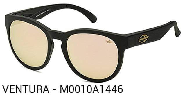 ad94fd3ab Oculos Solar Mormaii Ventura M0010a1446 Preto Fosco Rosa - R$ 169,00 ...