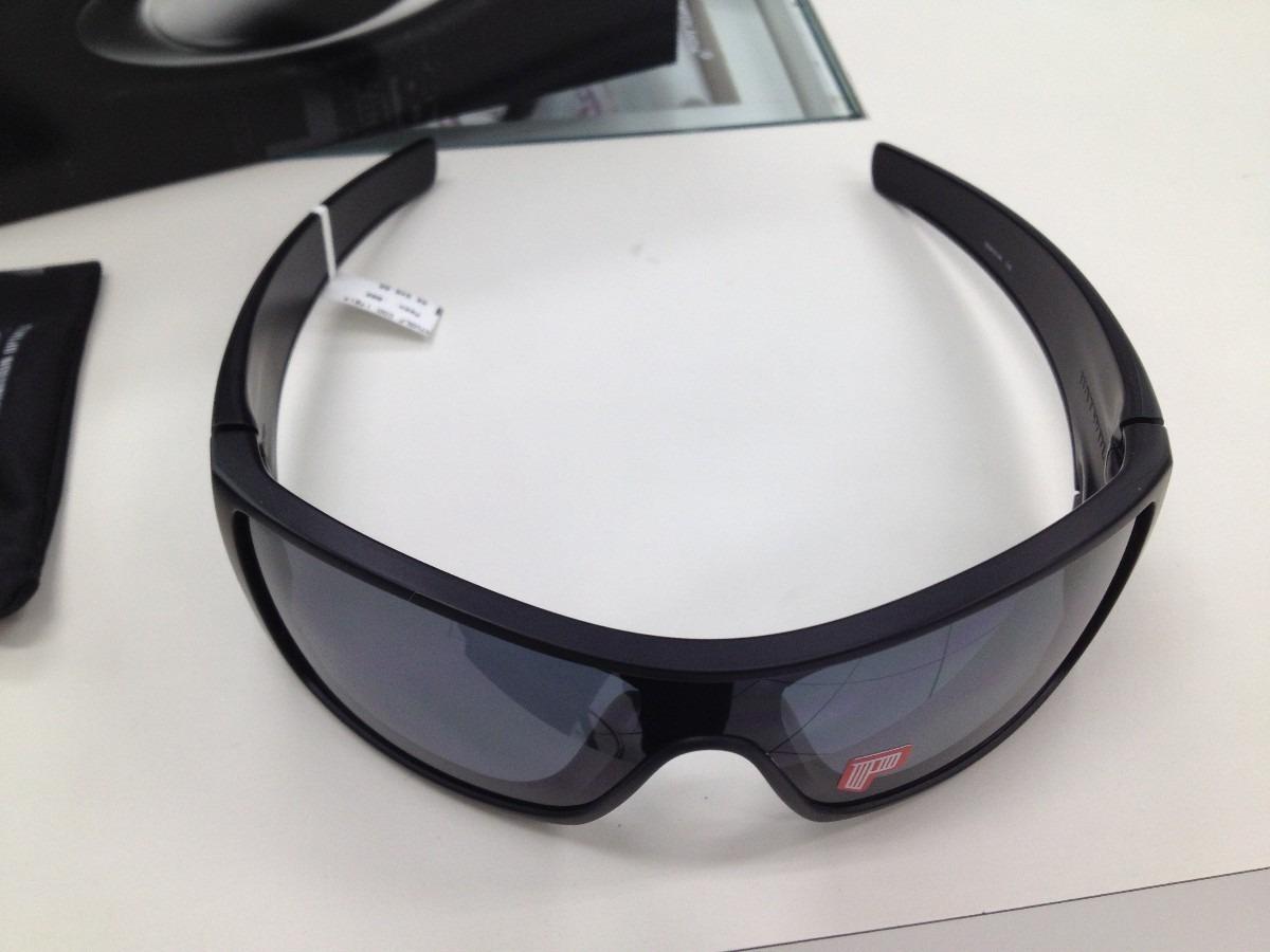 b89d21ec7d9a3 oculos solar oakley batwolf polarizado 009101-04 matte black. Carregando  zoom.