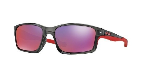 Oculos Solar Oakley Chainlink Polarizado Grey Smoke 9247 10 - R  469 ... 0efe9f62fc