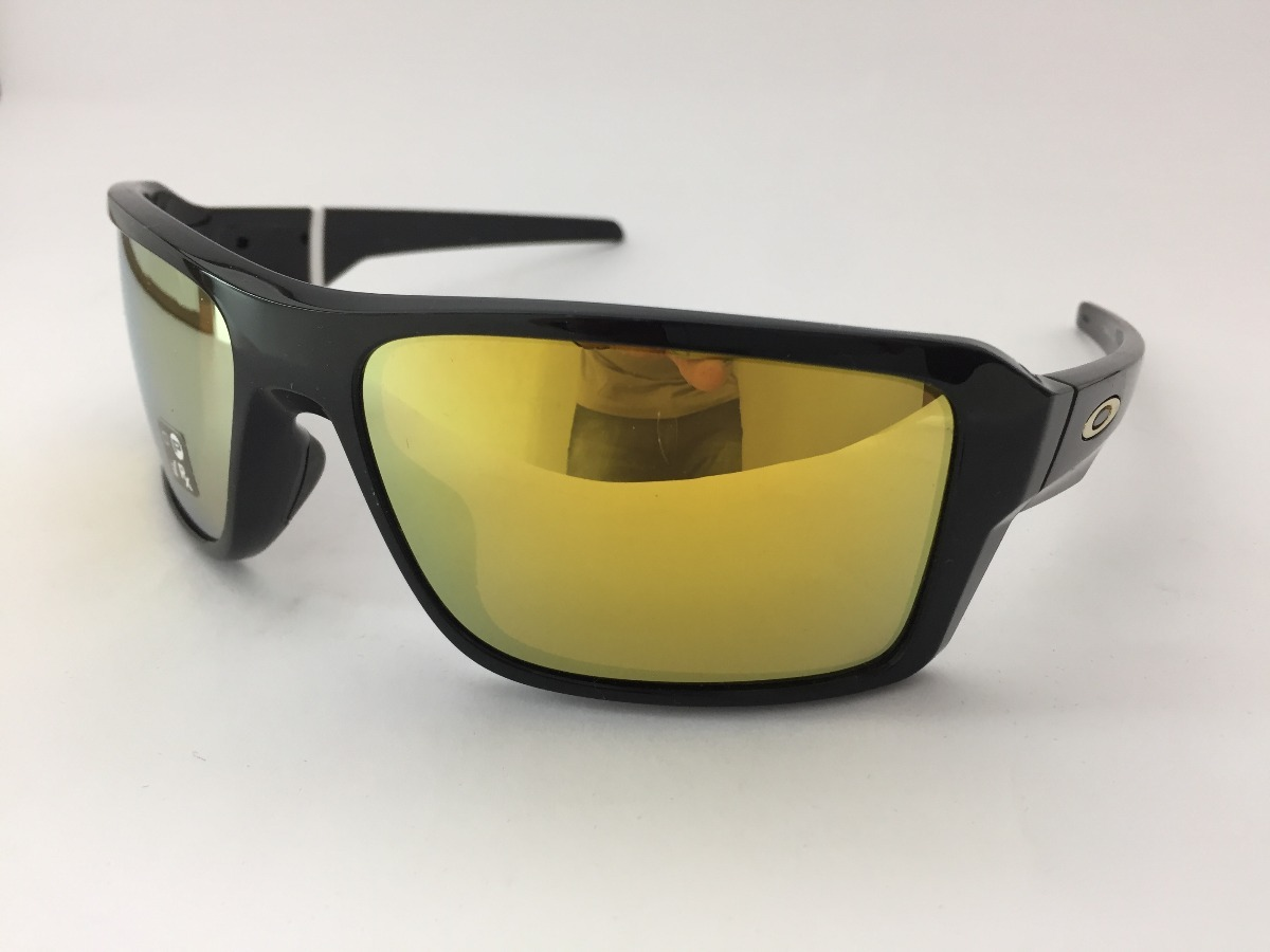 oculos solar oakley double edge oo9380 0266 polished black. Carregando zoom. 69dd04e24e