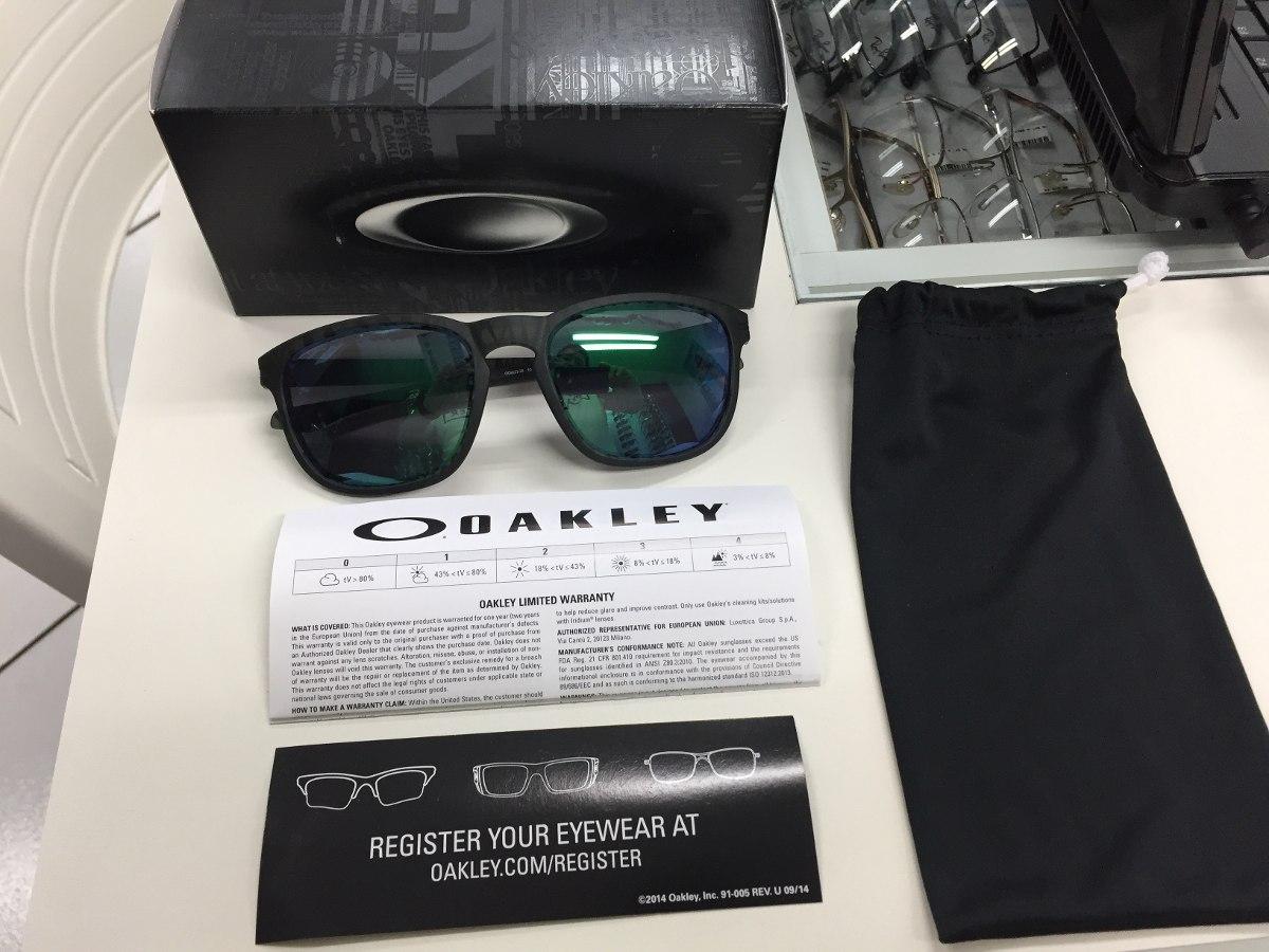 Oculos Solar Oakley Enduro Matte Olive Ink Oo9223 28 Urban J