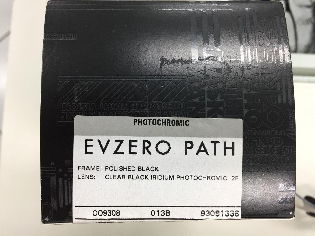 041544fb1bc0e oculos solar oakley evzero path photochromic oo9308 1338. Carregando zoom.