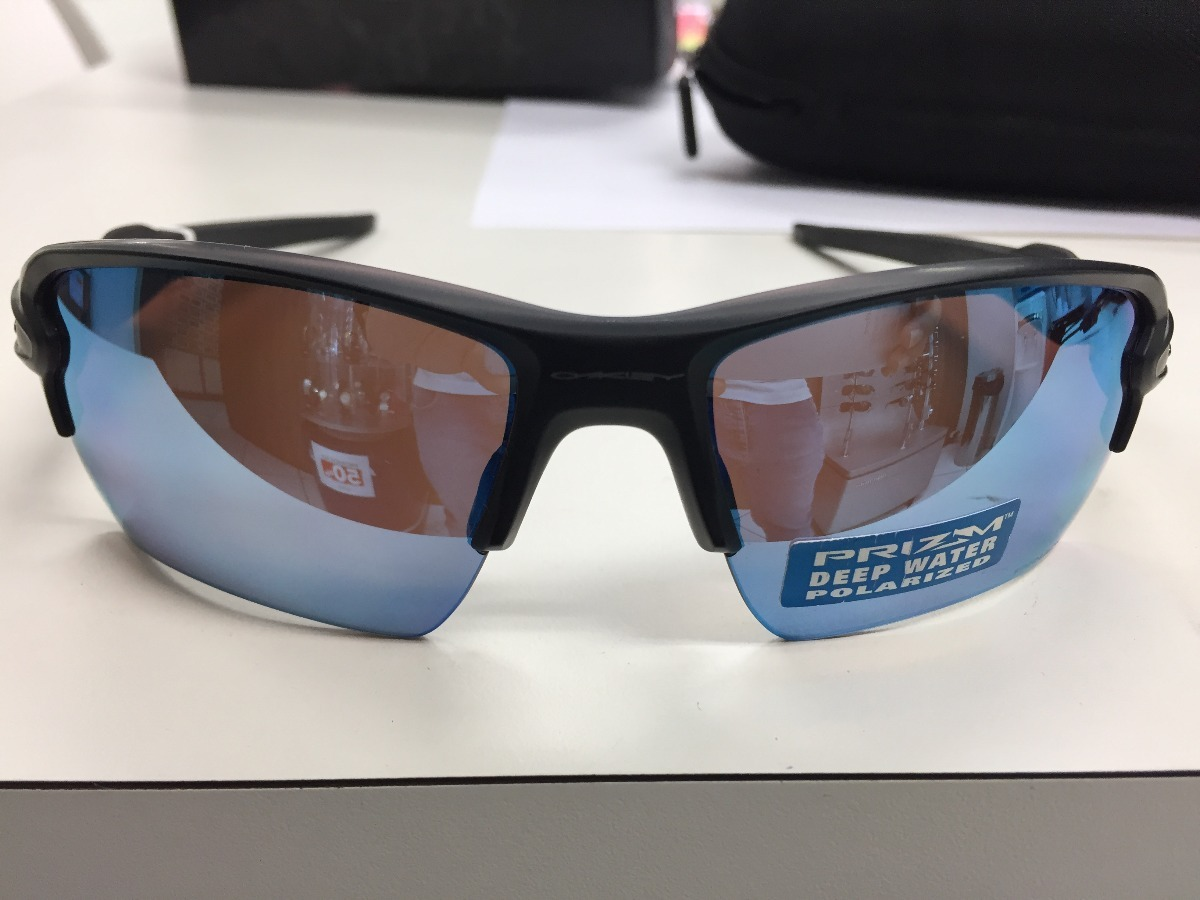 16e12816e16e7 oculos solar oakley flak 2.0 xl prizm deep water polarized. Carregando zoom.