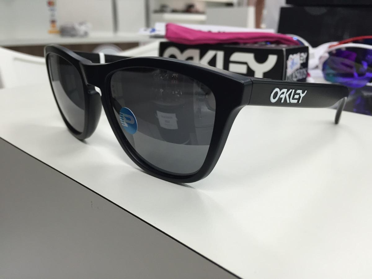293813766d526 oculos solar oakley frogskins 24-29755 polarizado original. Carregando zoom.