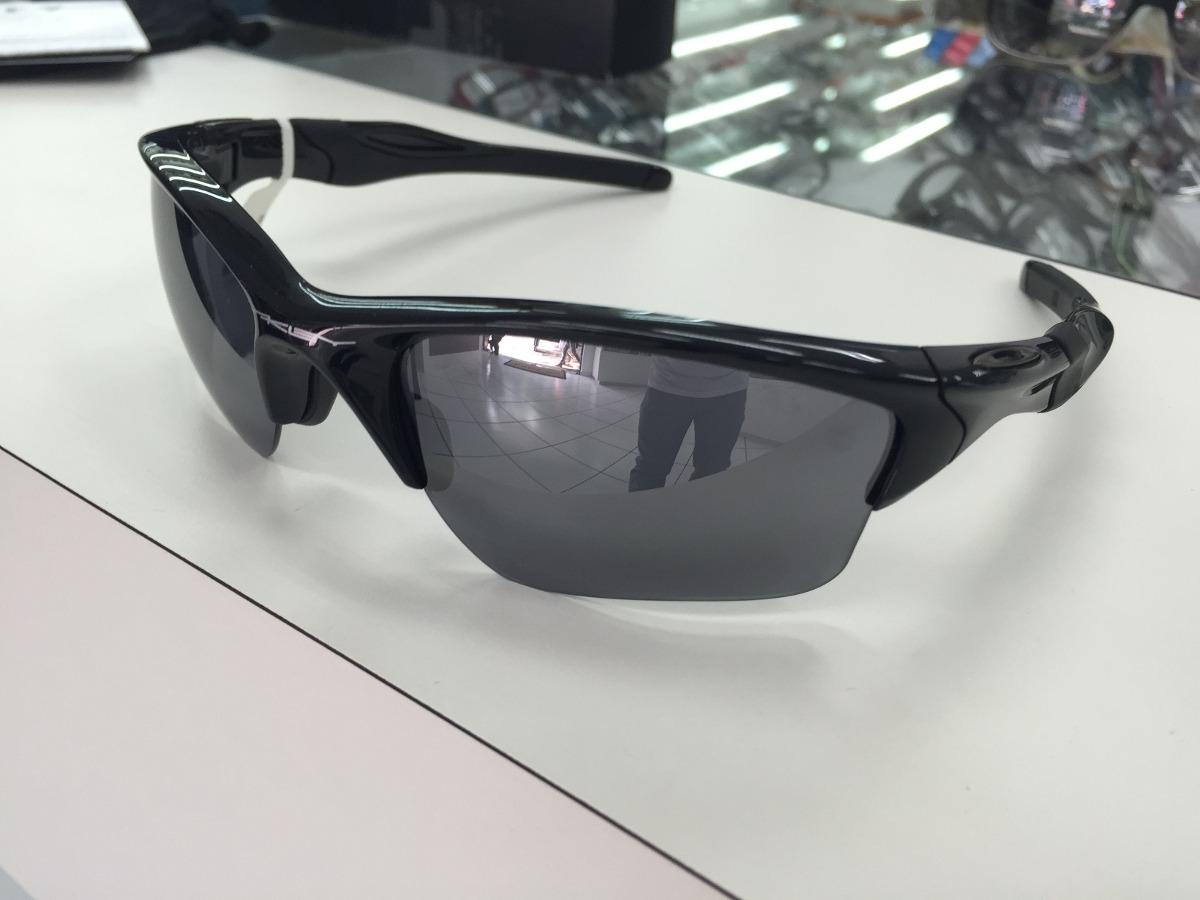 6fefe3480f6e2 oculos solar oakley half jacket 2.0 oo9154-01 original. Carregando zoom.
