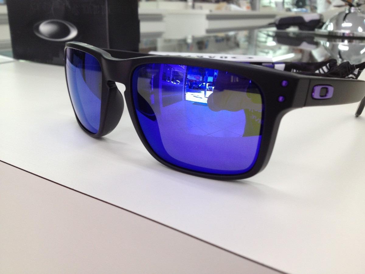 Oculos Solar Oakley Holbrook 009102-26 Julian Wilson - R  459,00 em ... bb22a644c7