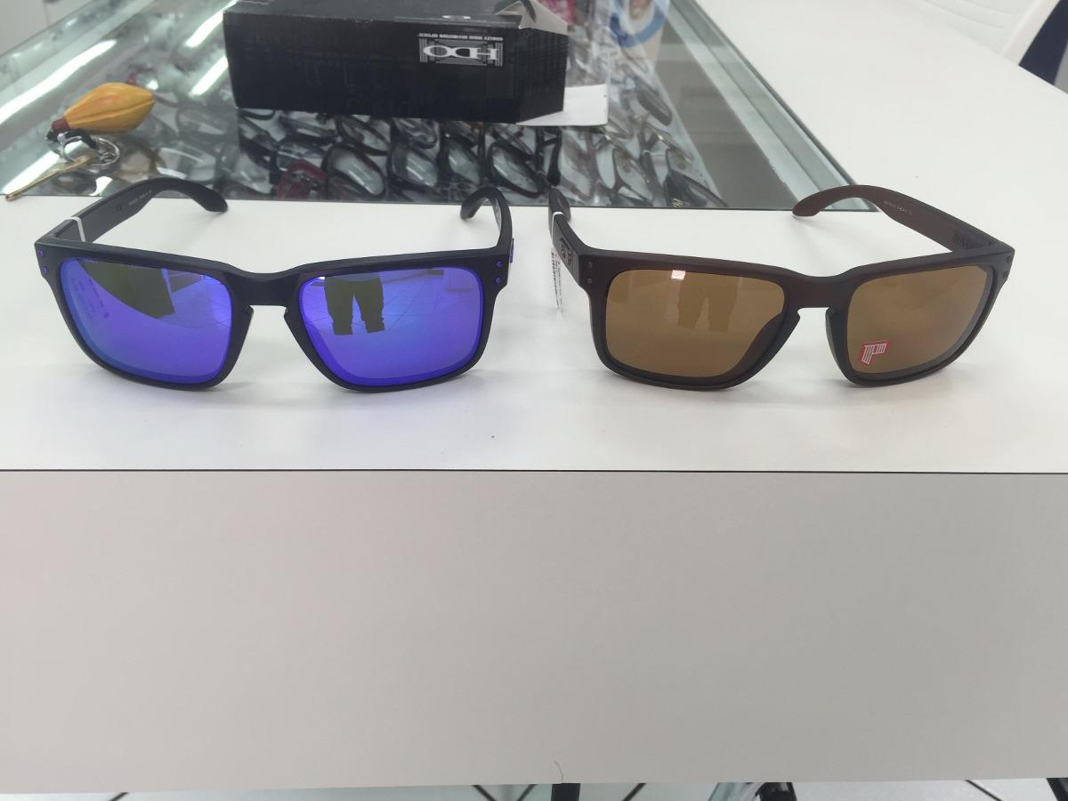 fe749e9c9 Oculos Solar Oakley Holbrook 009102-26 Julian Wilson - R$ 459,00 em ...