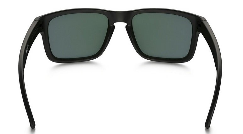 Oculos Solar Oakley Holbrook Matte Black Violet Iridium - R  439,90 ... 7d546fc4c6