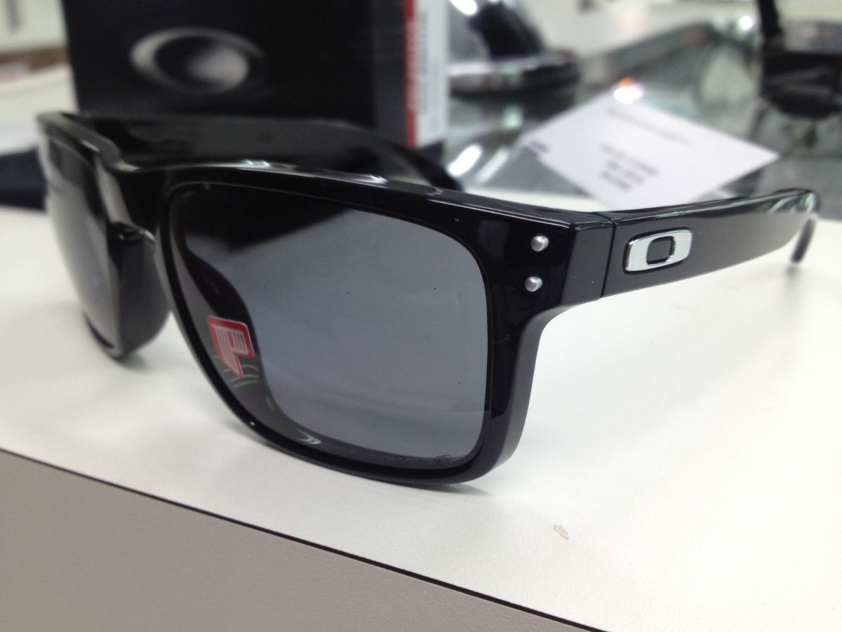 0451d0339 oculos solar oakley holbrook polarizado 009102l-02 polished. Carregando zoom .