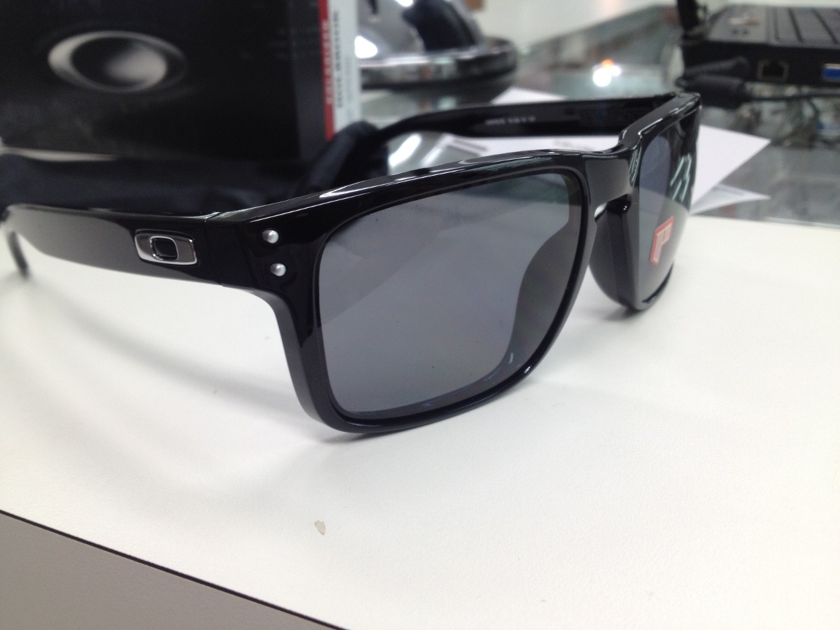 535bf94b1dabc oculos solar oakley holbrook polarizado 009102l-02 polished. Carregando zoom .
