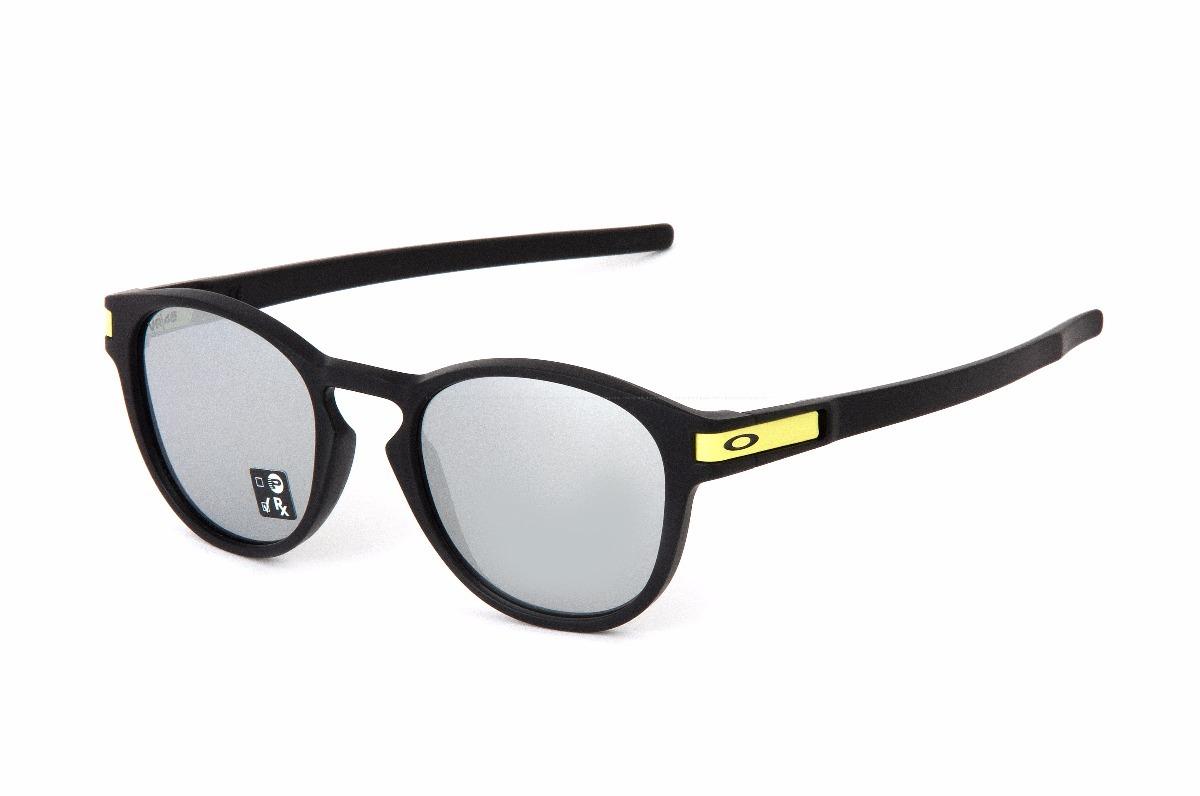 e5d2f06158ecb óculos solar oakley latch valentino rossi oo9265-2153. Carregando zoom.
