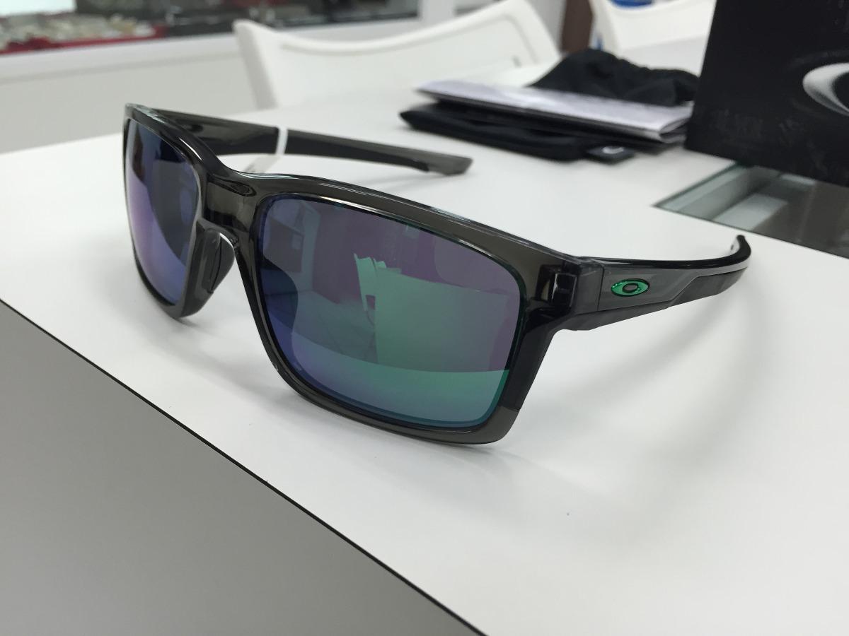 087691f811 oculos solar oakley mainlink oo9264-04 original p. entrega. Carregando zoom.