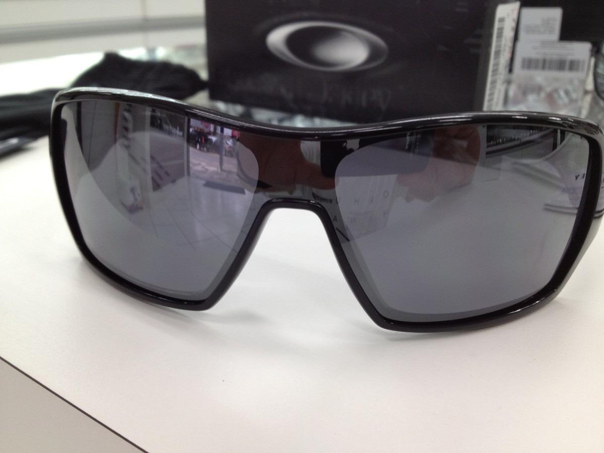 a867ddbccfd2a oculos solar oakley offshoot 009190-03 preto brilho. Carregando zoom.