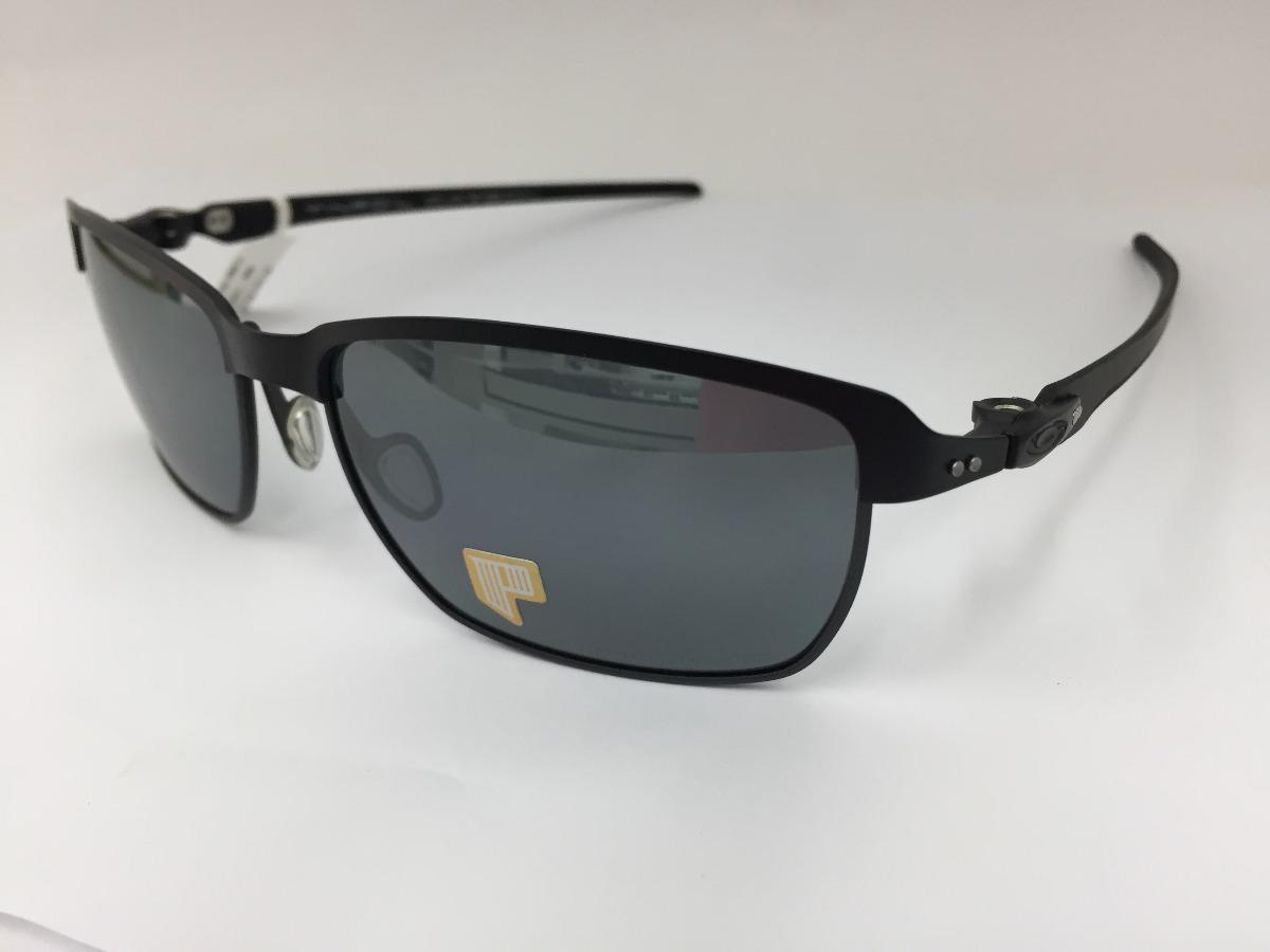 803793540a oculos solar oakley tinfoil carbon polarizado oo6018 02. Carregando zoom.