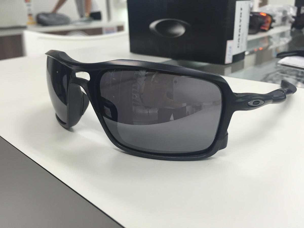 oculos solar oakley triggerman oo9266-01 original pronta ent. Carregando  zoom. f6eab1be25a
